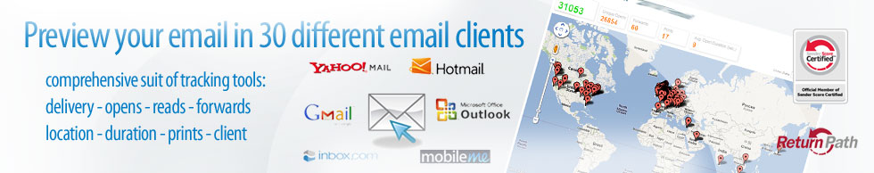 Email Broadcasting Tools